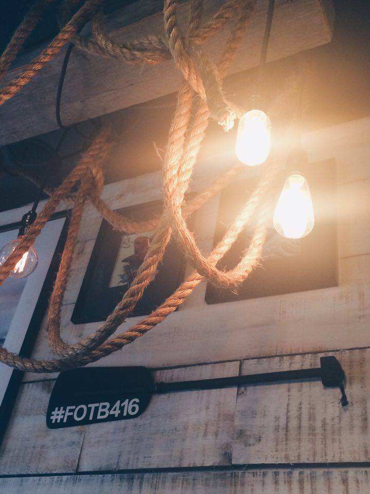 Exposed Bulbs and Ropes | Tall Girl Meets World