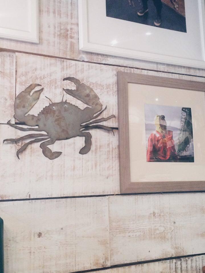 Crabby Wall Display | Tall Girl Meets World