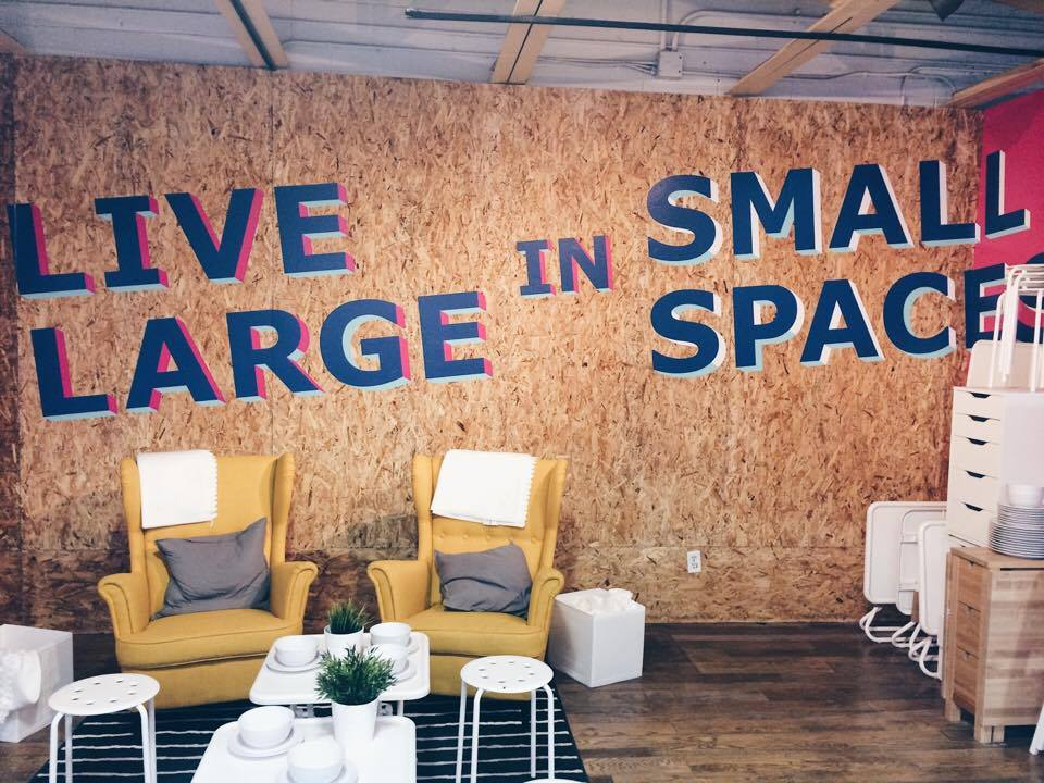 Live Large in a Small Space   Tall Girl Meets World