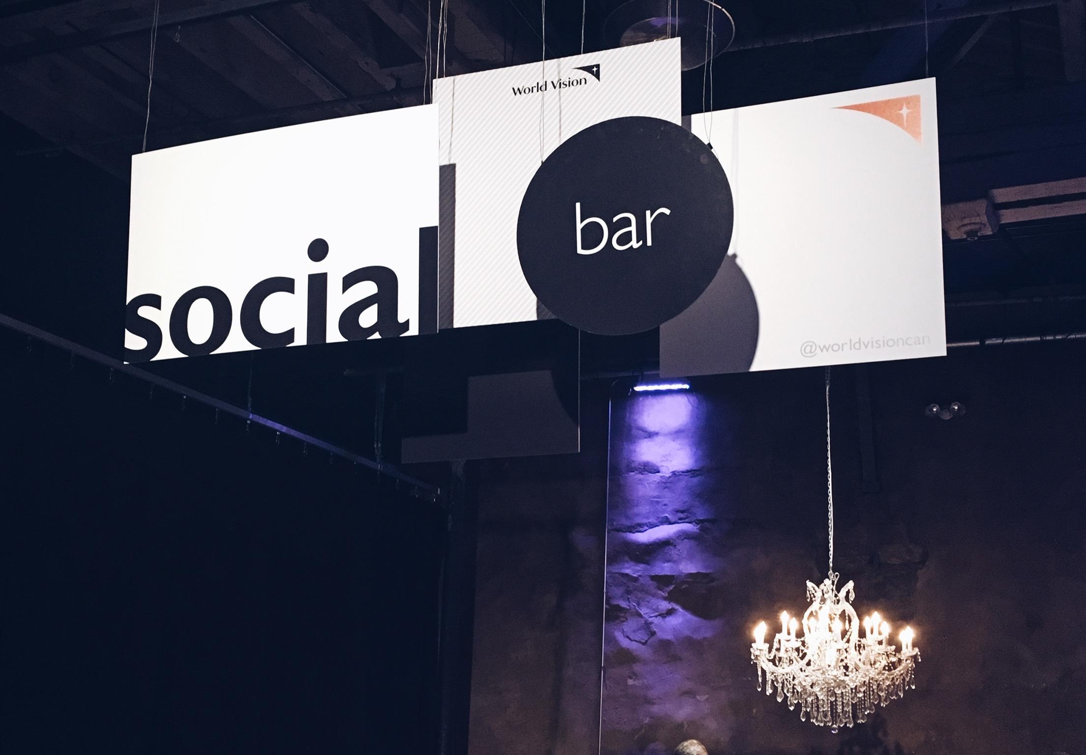 Social Bar | Tall Girl Meets World