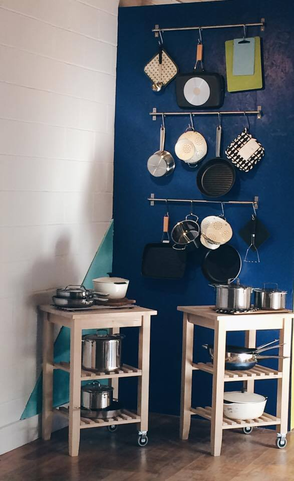 Pots and Pans from IKEA | Tall Girl Meets World