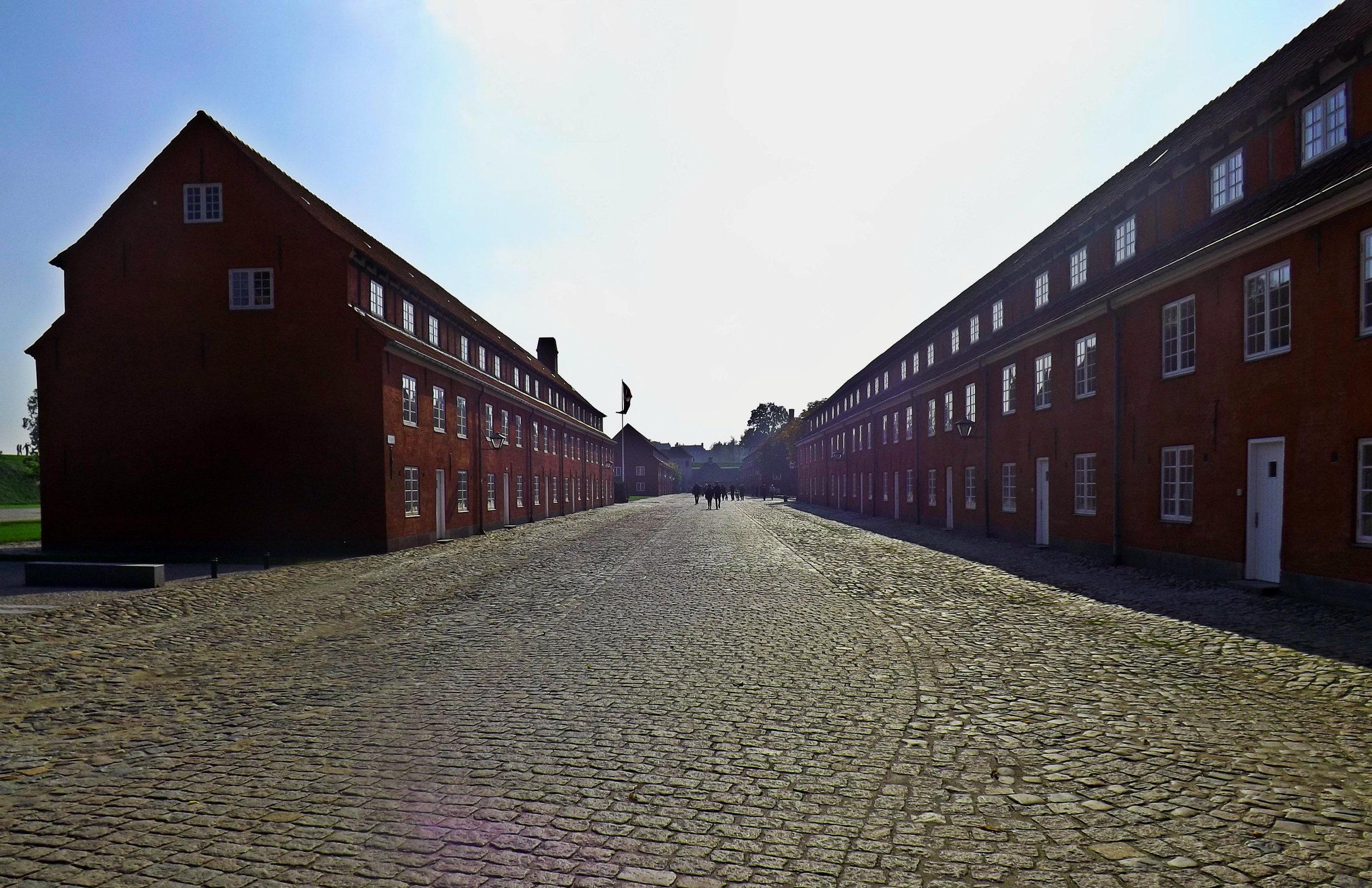 Copenhagen Military Base | Tall Girl Meets World
