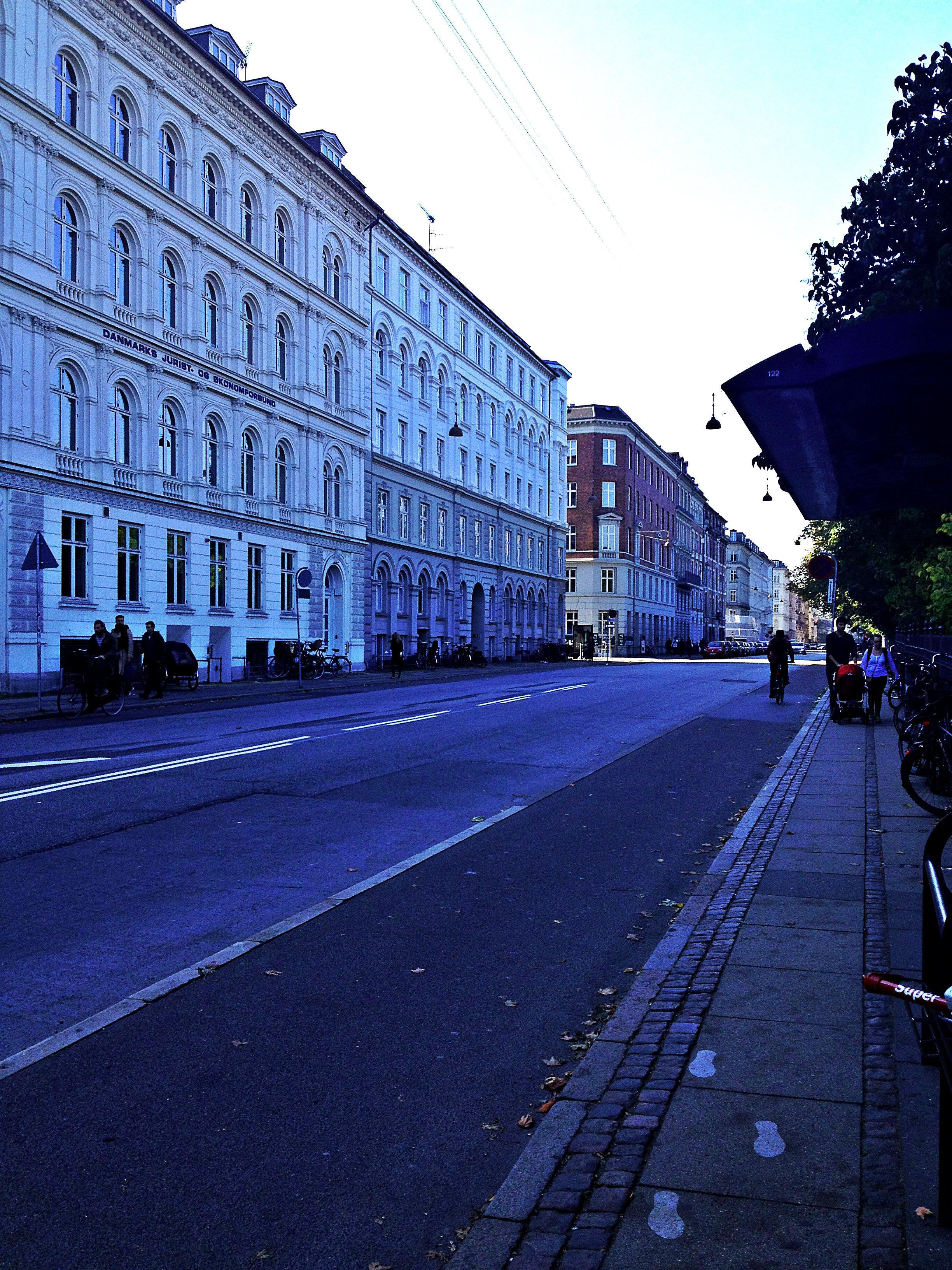 Copenhagen Street | Tall Girl Meets World
