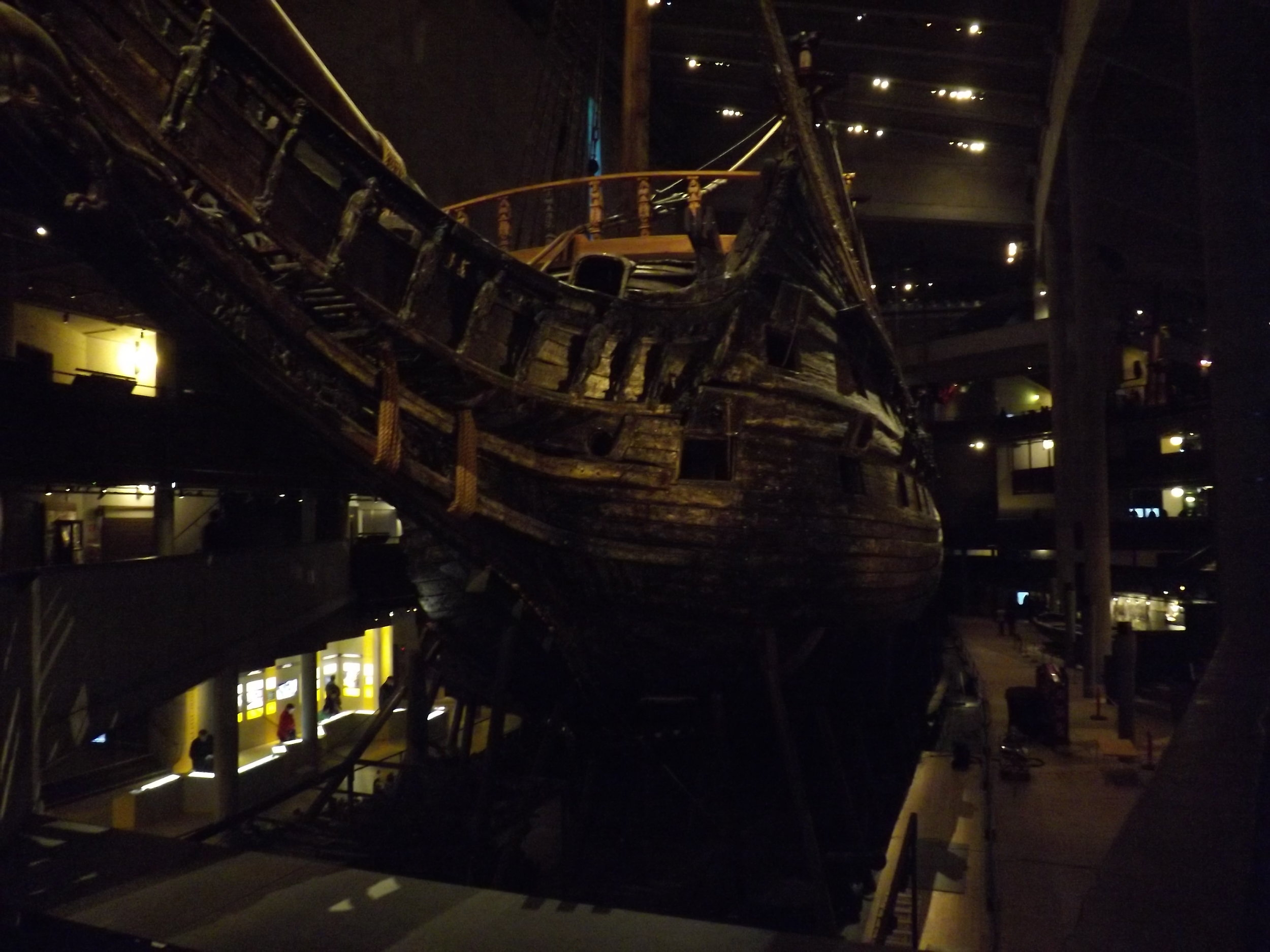Vasa Museum Boat | Tall Girl Meets World
