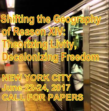 Caribbean Philosophical Association   NY, NY   June 22-24, 2017