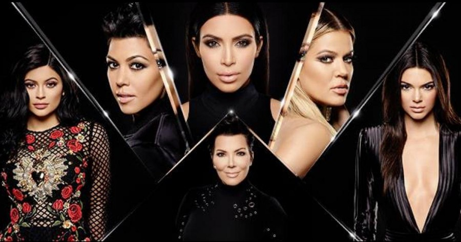 Keeping Up With The Kardashians is an American Reality TV show that follows the lives of the blended Kardashian-Jenner family. Collectively, the women above (L-R: Kylie Jenner, Kourtney Kardashian, Kris Jenner, Khloe Kardashian, Kendall Jenner) currently have over 400 million followers on Instagram alone. Photo Credit: E! Online