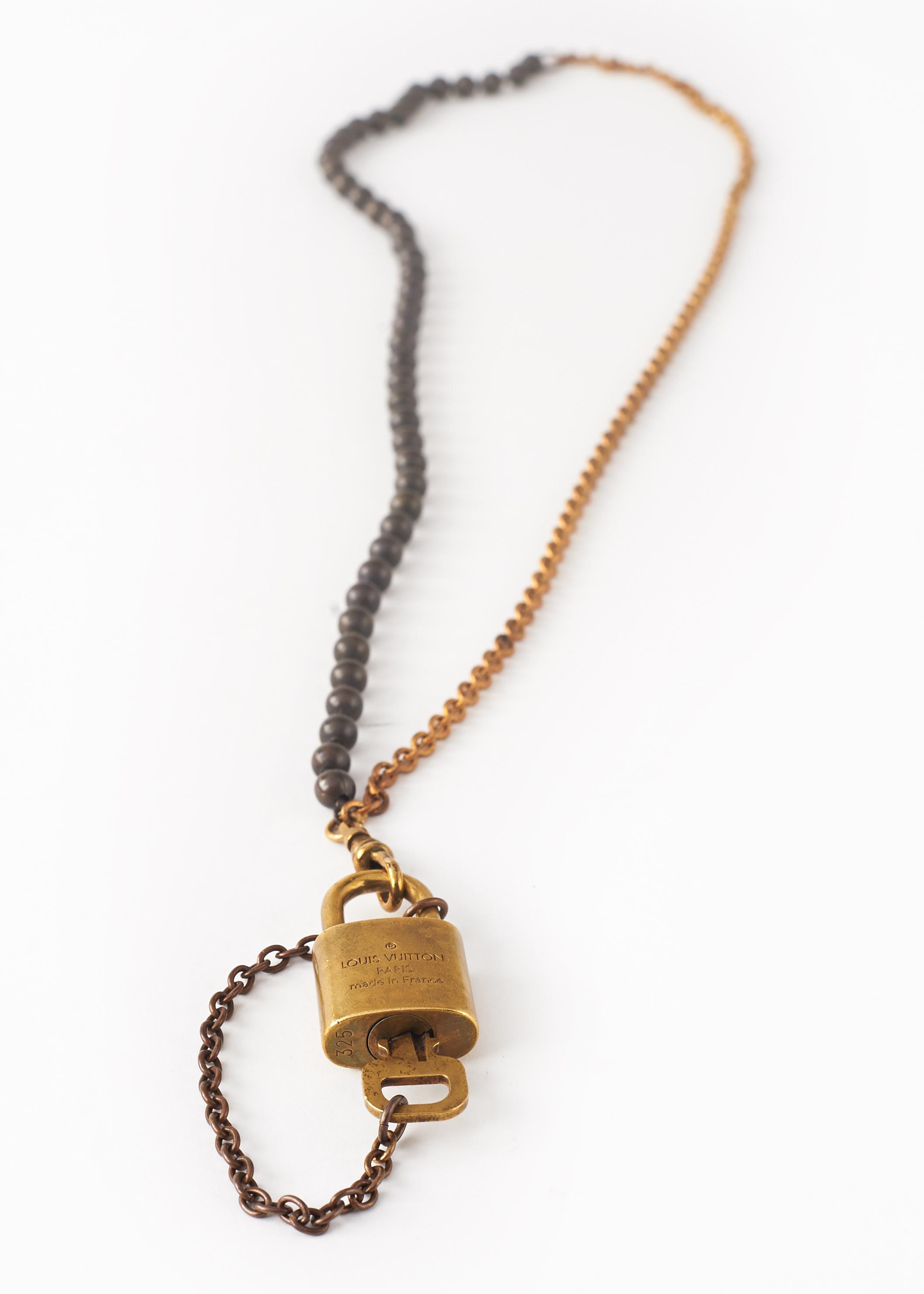 Vintage Louis Vuitton Necklace