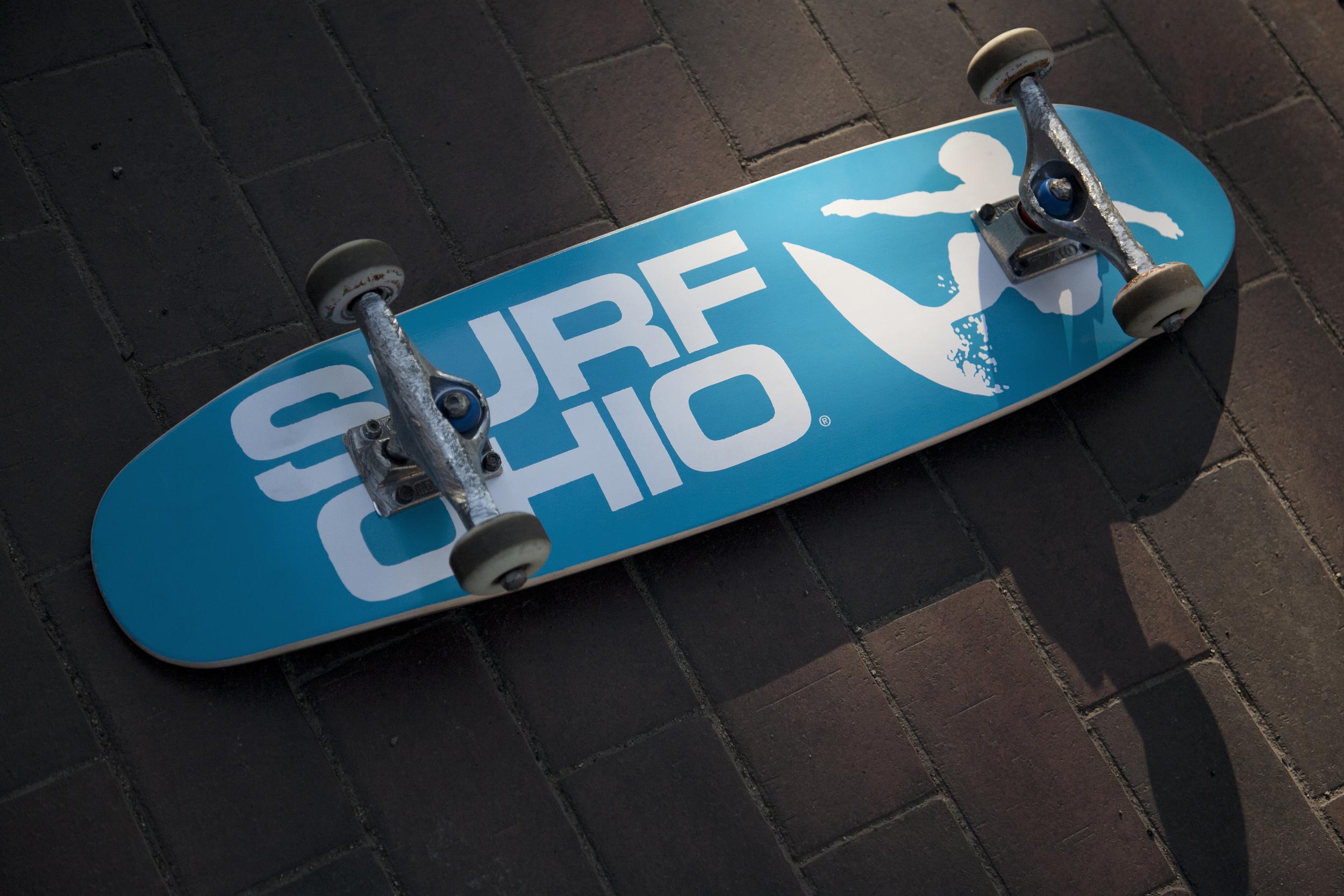 Sidewalk Surfer