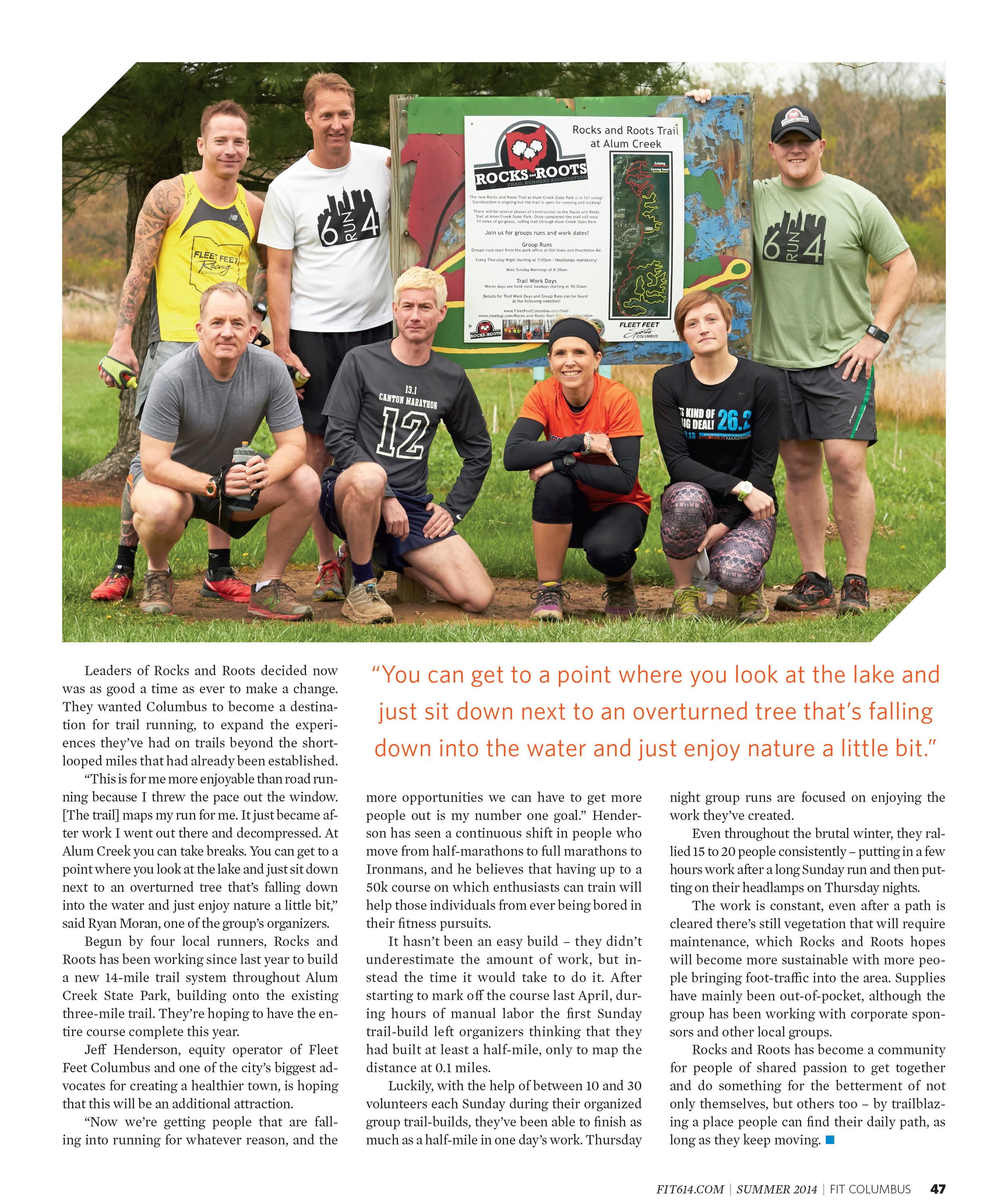 Rocks - Roots Editorial