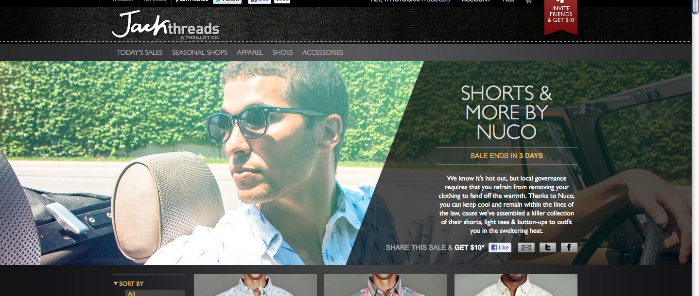 Shorts & More by Nuco