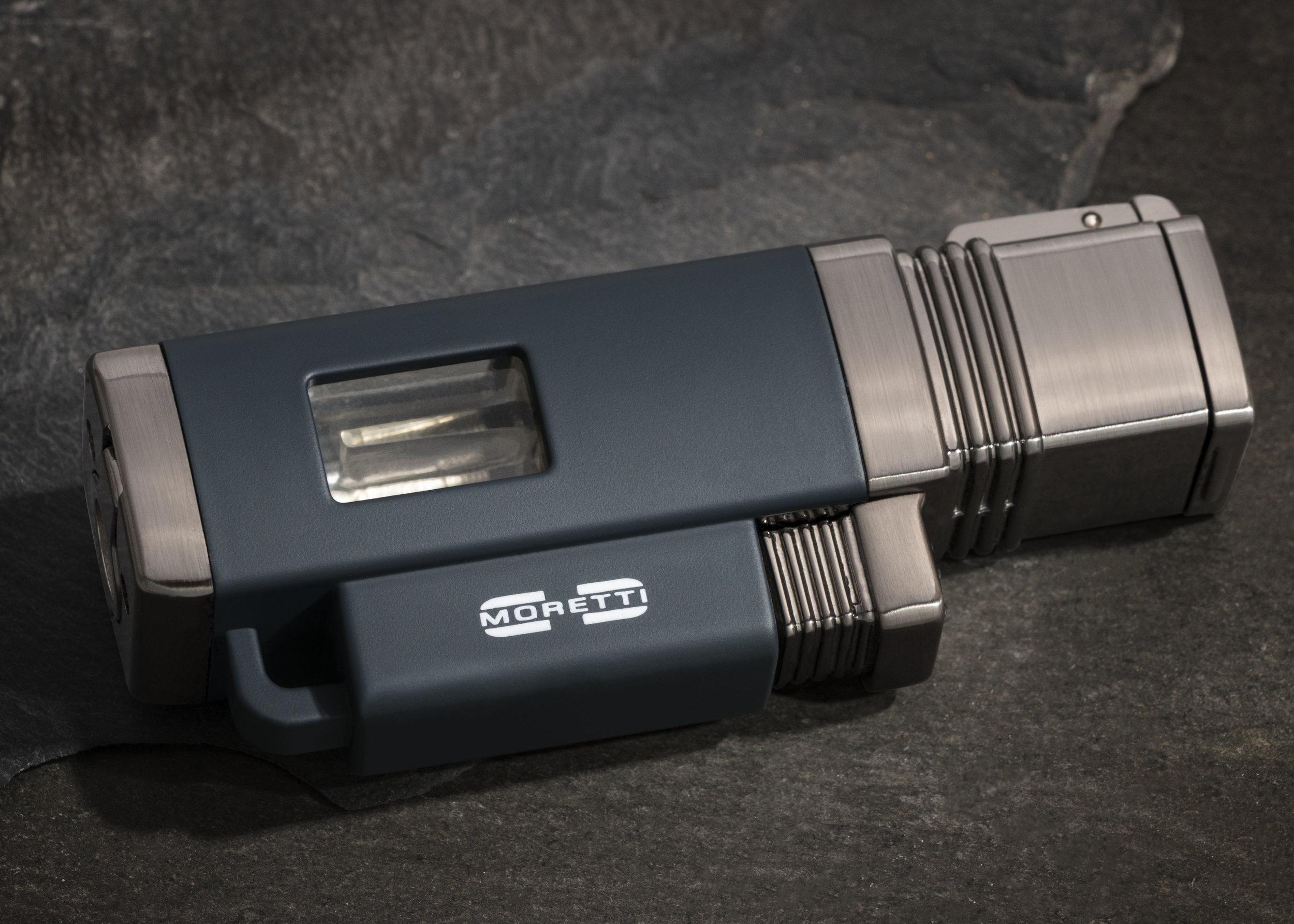 Moretti 4 Torch Lighter