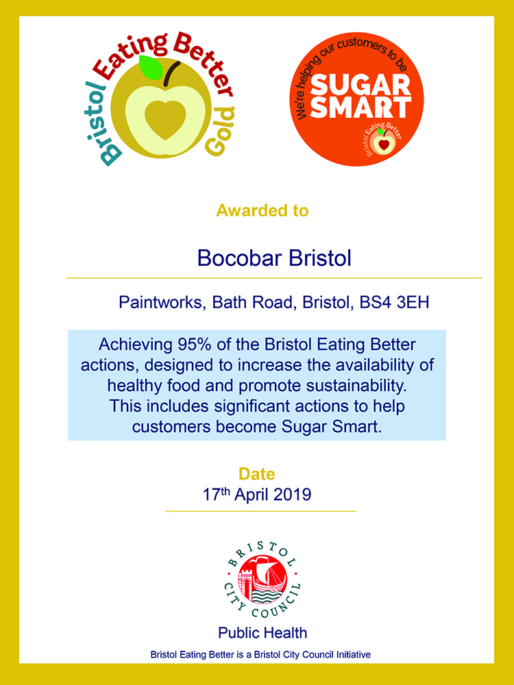 Bocobar Bristol Gold Sugar Smart Award 2019.jpg