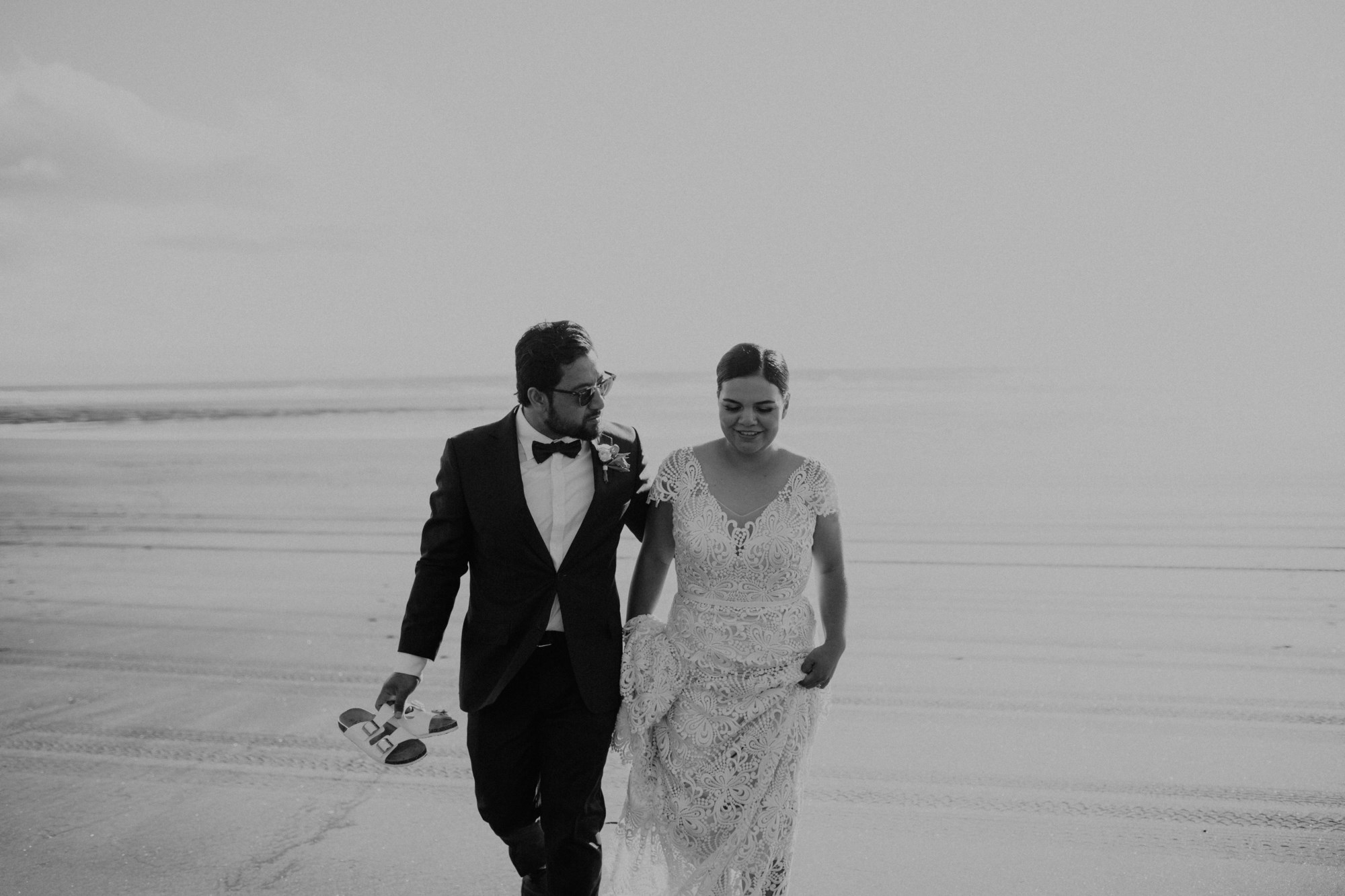 Photo of my wife and I on the BEST day of our lives. She is my biggest support system. She motivates me and allows me to be my true creative self and fuels my passion. Photo by :  Aaron Sami Photographer