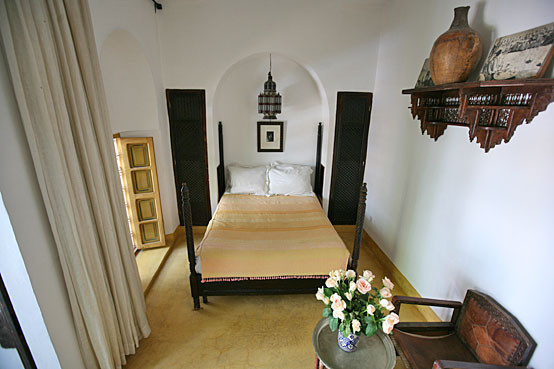 Chambre Jaune – Doppelbett
