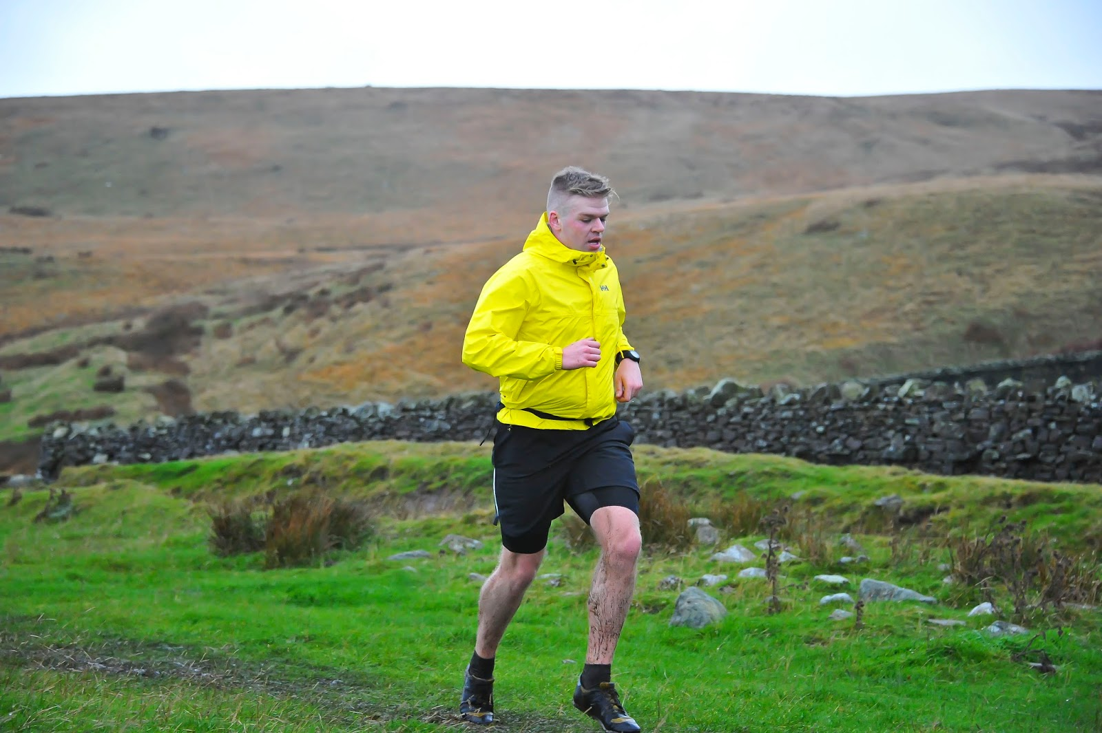 2015 Tour of Pendle - first race in a jacket! - #69