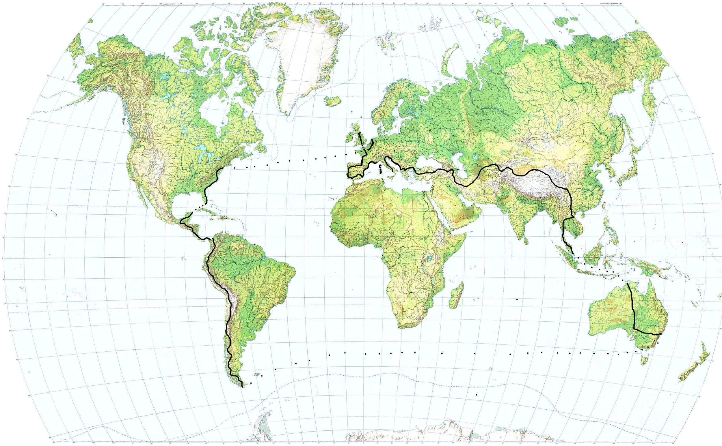 rtw-cycle-map