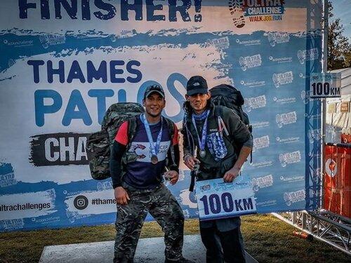 foz outdoors htames 100km challenge