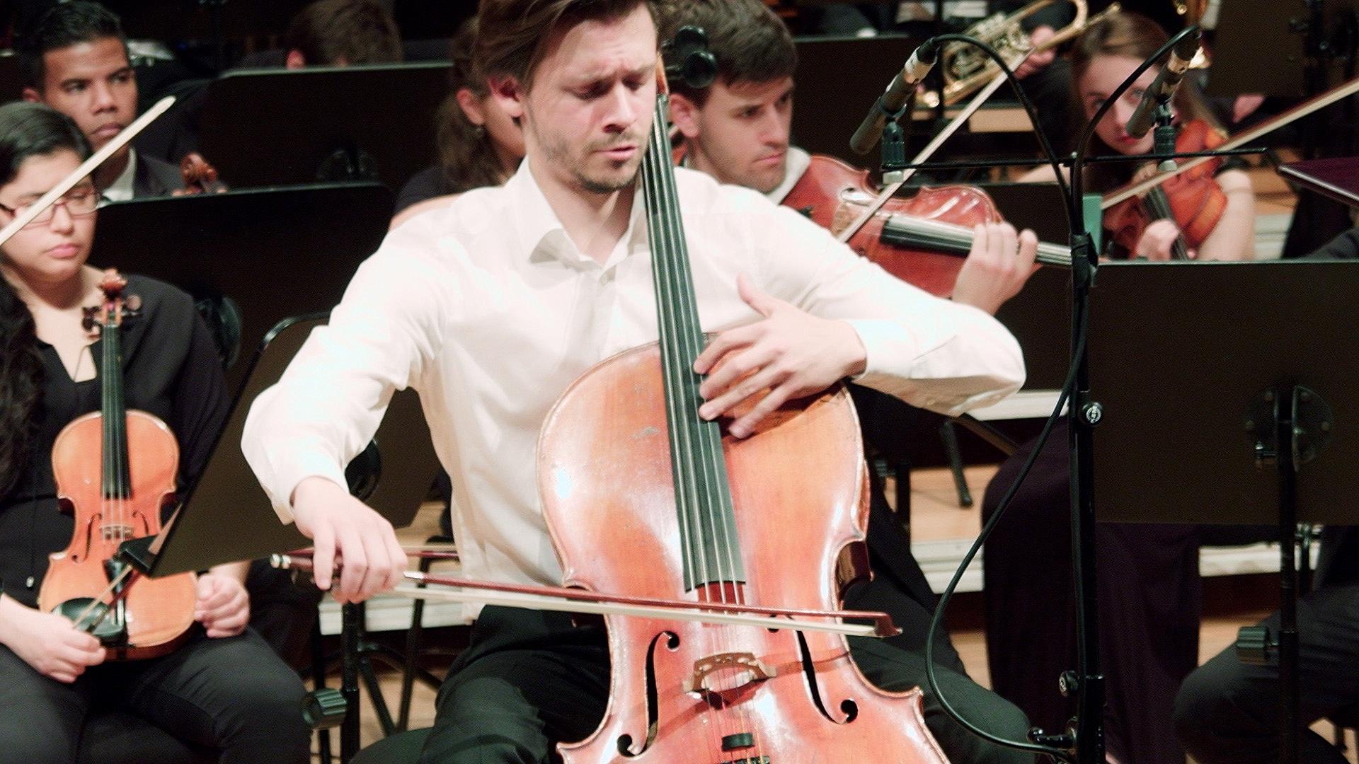 Dvorak Cellokonzert 2015 in Stuttgart