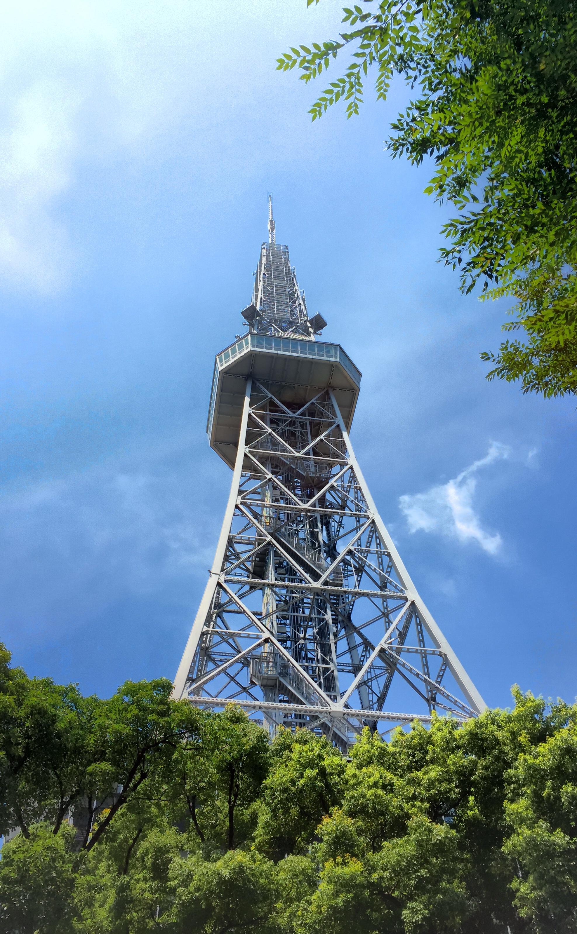 Nagoya tv turret