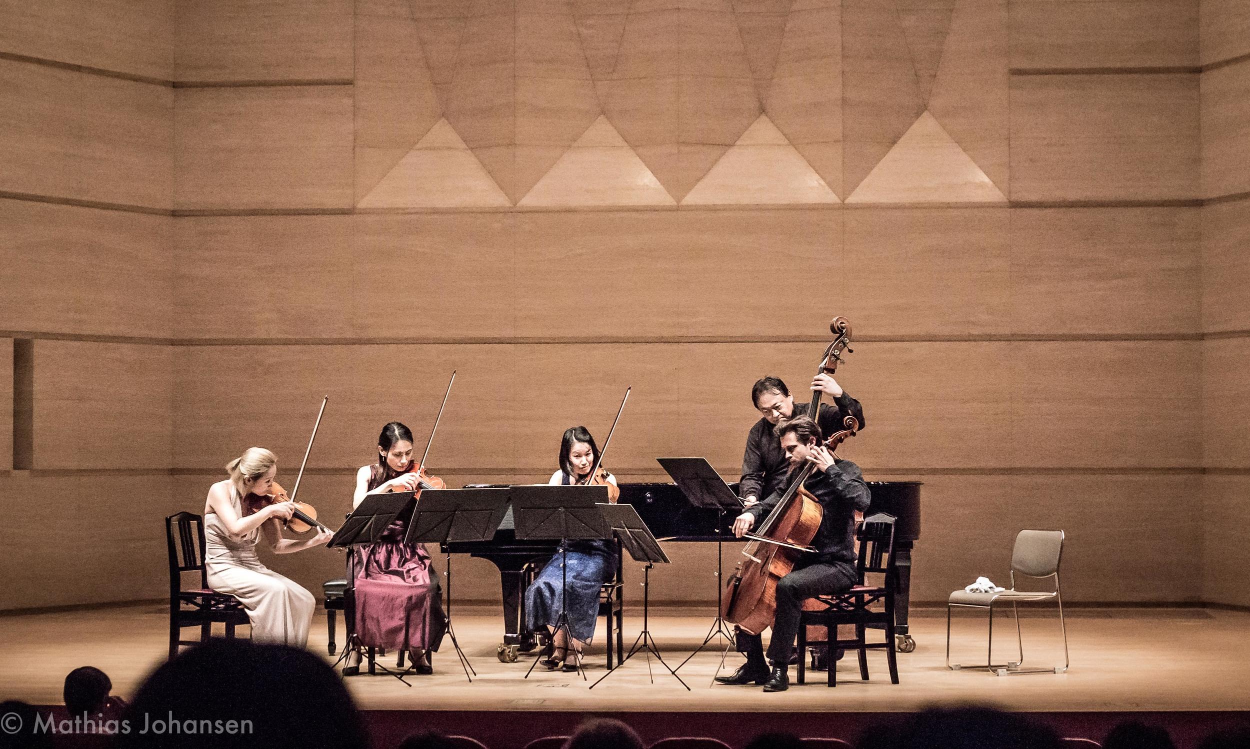 Masters concert in Nagoya - Wassermusik