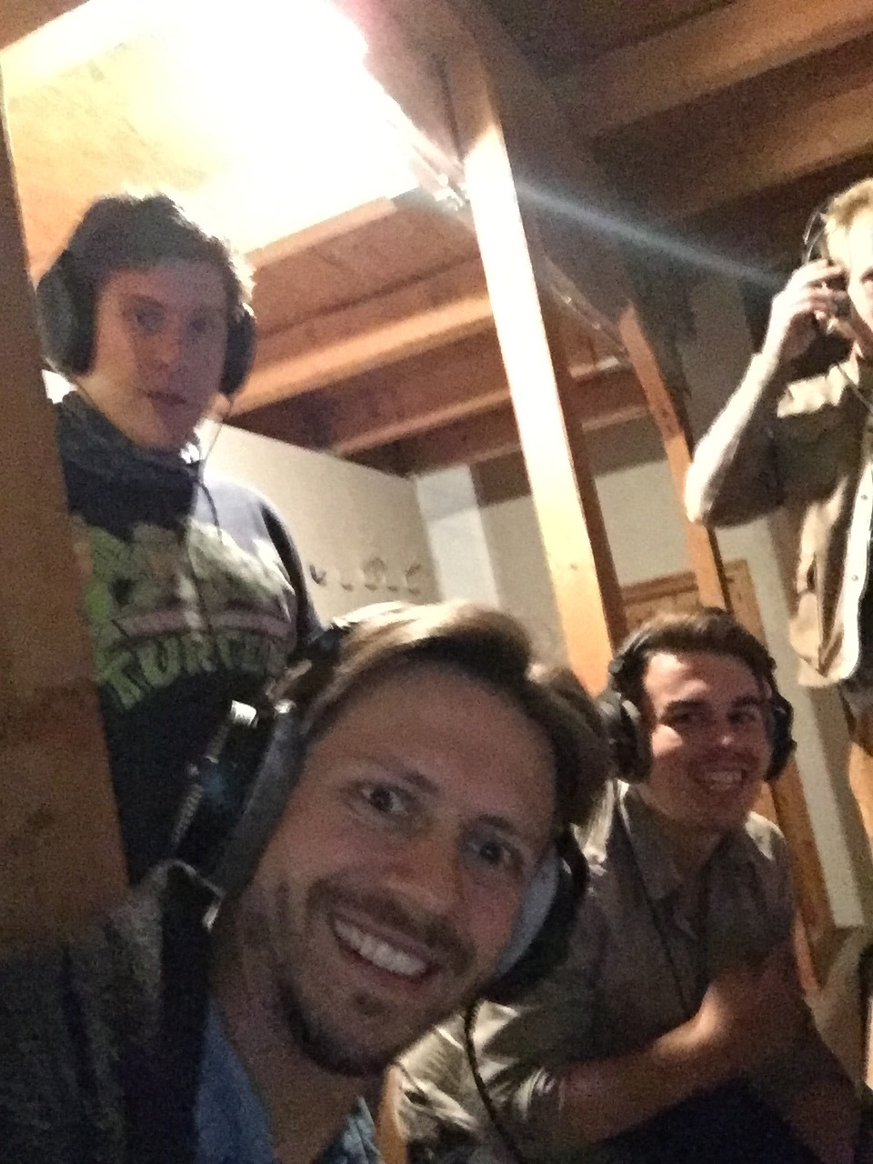 Recording for HENRY