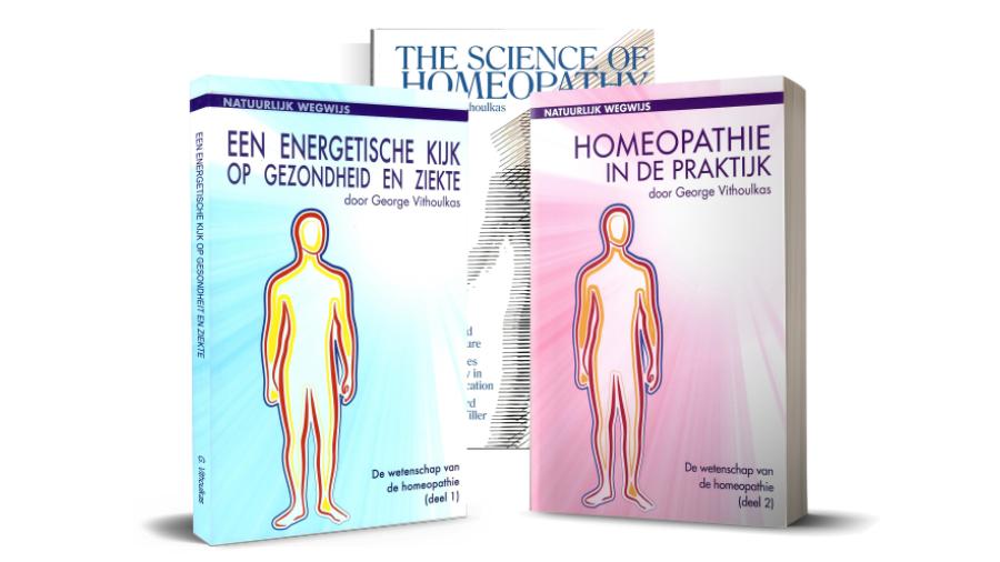 """Homeopathie leren? - Om homeopathie te begrijpen is het belangrijk om eerst en vooral het basisboek van George Vithoulkas over homeopathie te lezen.In het Engels heet dit """"The Science of Homeopathy"""".Het werd in het Nederlands vertaald door Dr. Fons Vanden Berghe onder de titels:• Een Energetische Kijk op Gezondheid en Ziekte (deel 1)•Homeopathie in de Praktijk (deel 2)"""