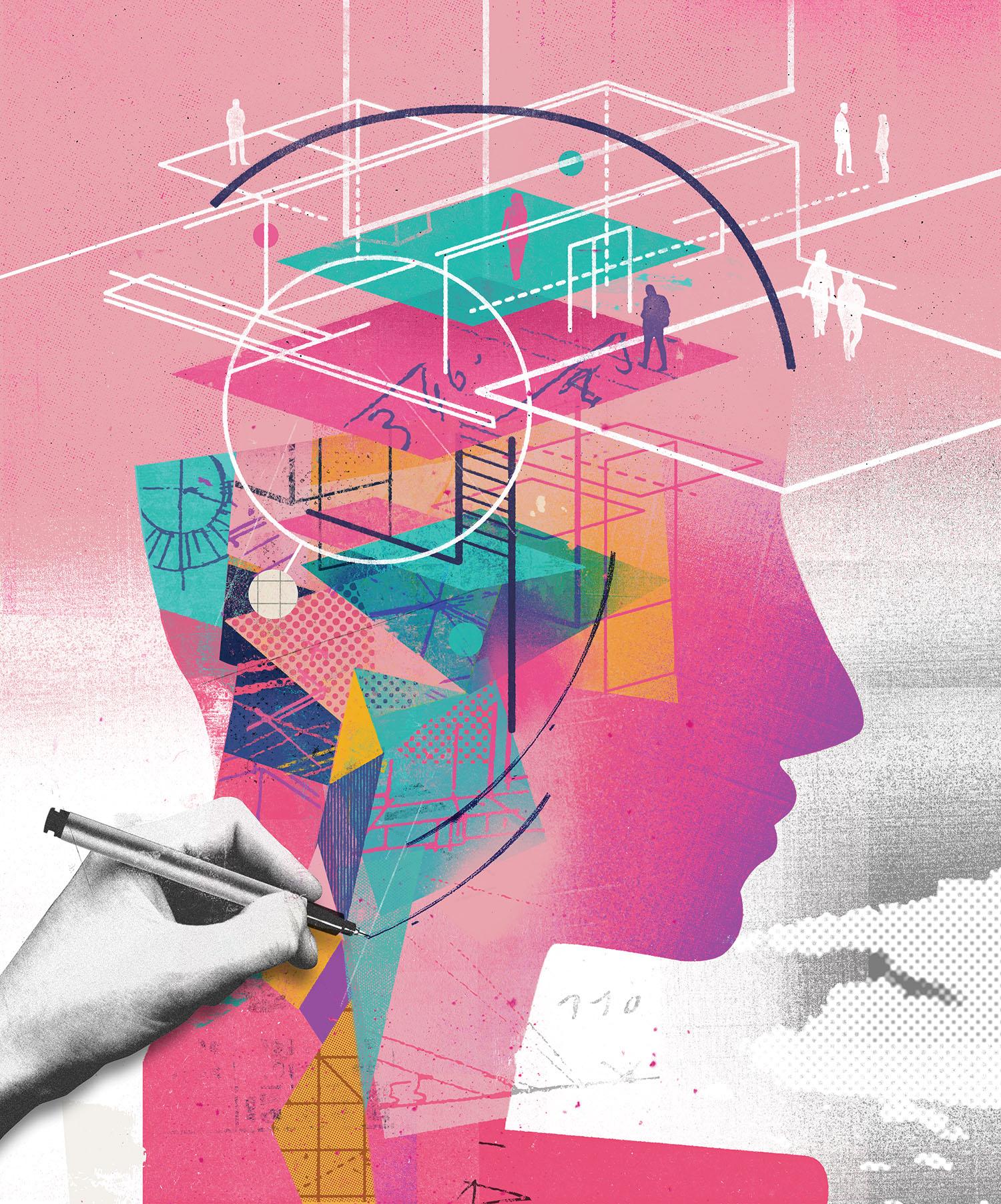 Creativity and the Brain (Architectural Record)