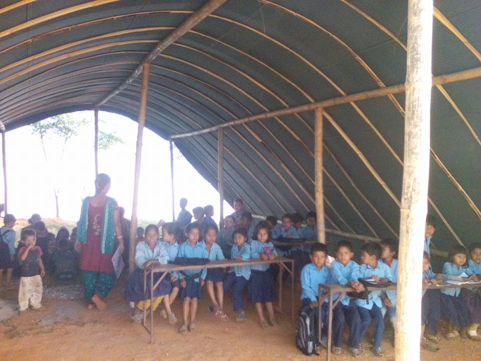 Abari- Gorkha Transitional Classroom