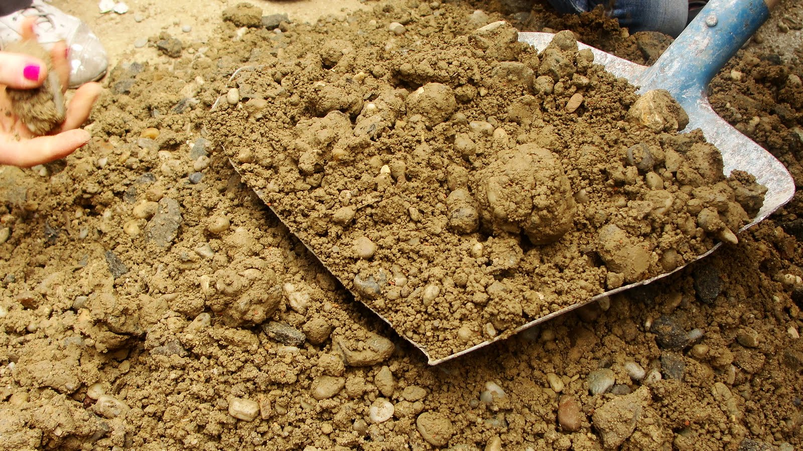Mud Mixture