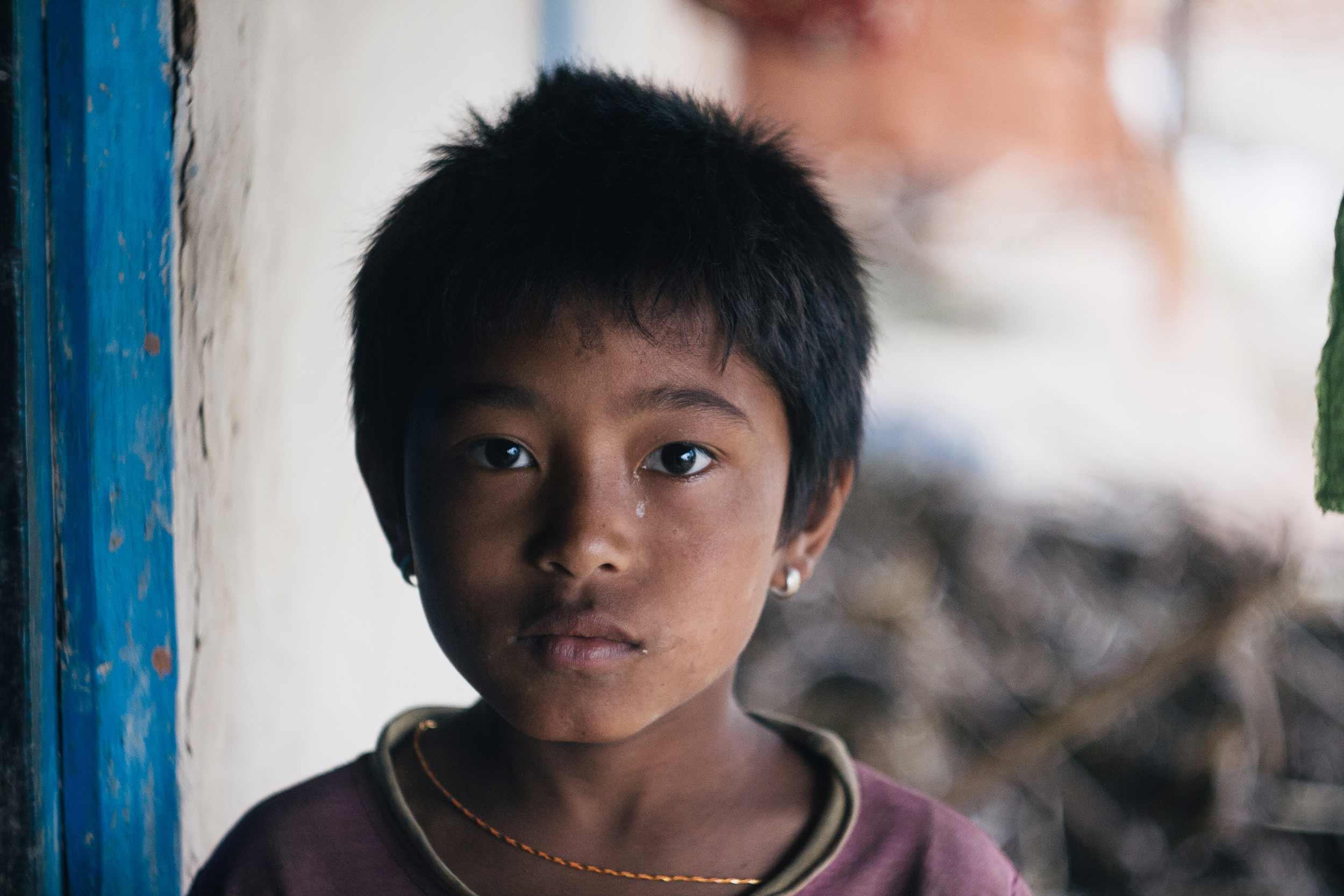 Sanu Maya's son Bijay
