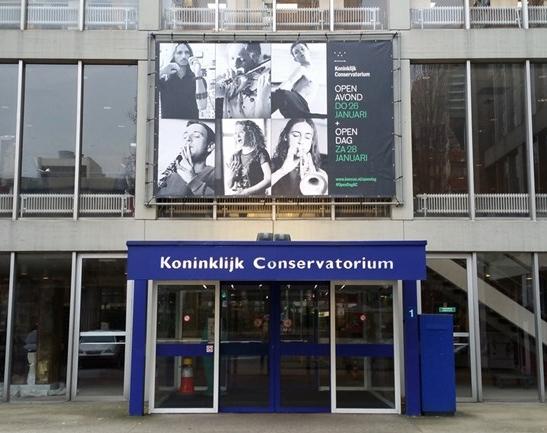 Rik Mol Koninklijk Conservatorium