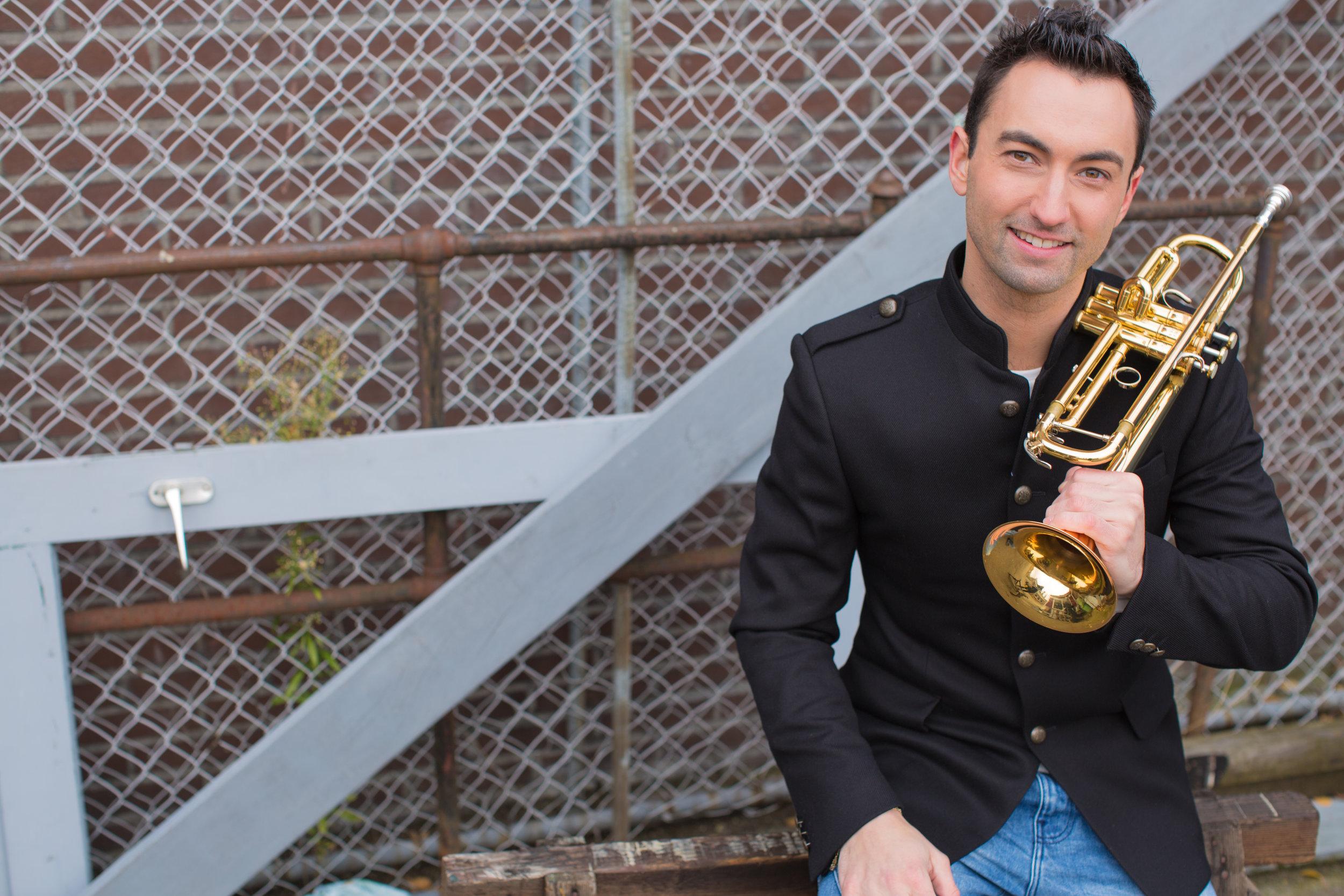 Rik Mol trumpet Yamaha