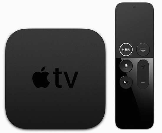 1st Prize - Apple TVApple TV 4K lets you watch movies and shows in amazing 4K HDR — and now it completes the picture with immersive sound from Dolby Atmos.1 It streams your favorite channels live. Has great content from apps like Netflix, Amazon Prime Video, and ESPN.2 And thanks to Siri, you can control it all with just your voice.