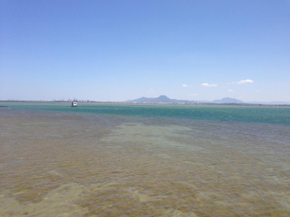 Lake Tunis.