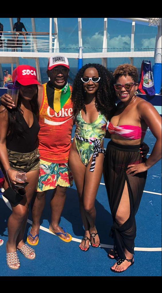 UBERSOCA CRUISE 2018 REVIEW