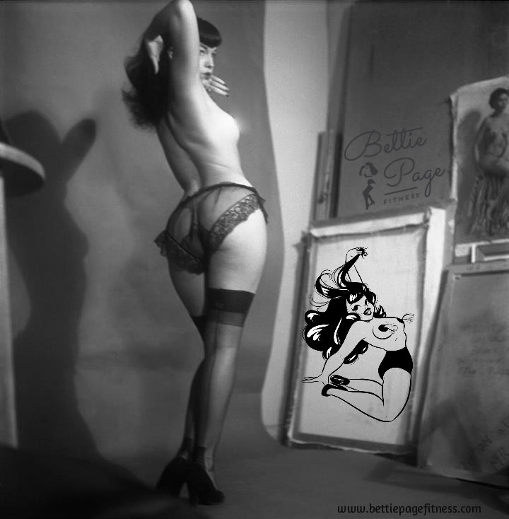 Bettie and other works of art!