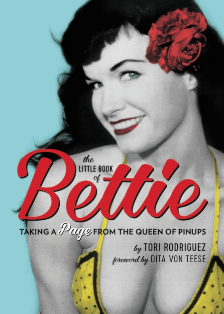 ~  The Little Book of Bettie is scheduled for release on May 8, 2018  ~