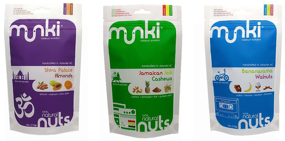Munki Nuts Bags