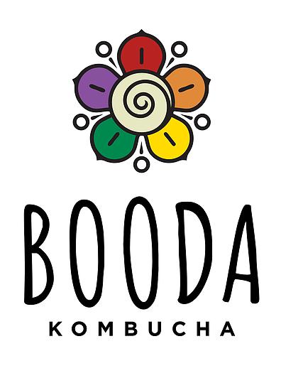 Booda Kombucha Logo