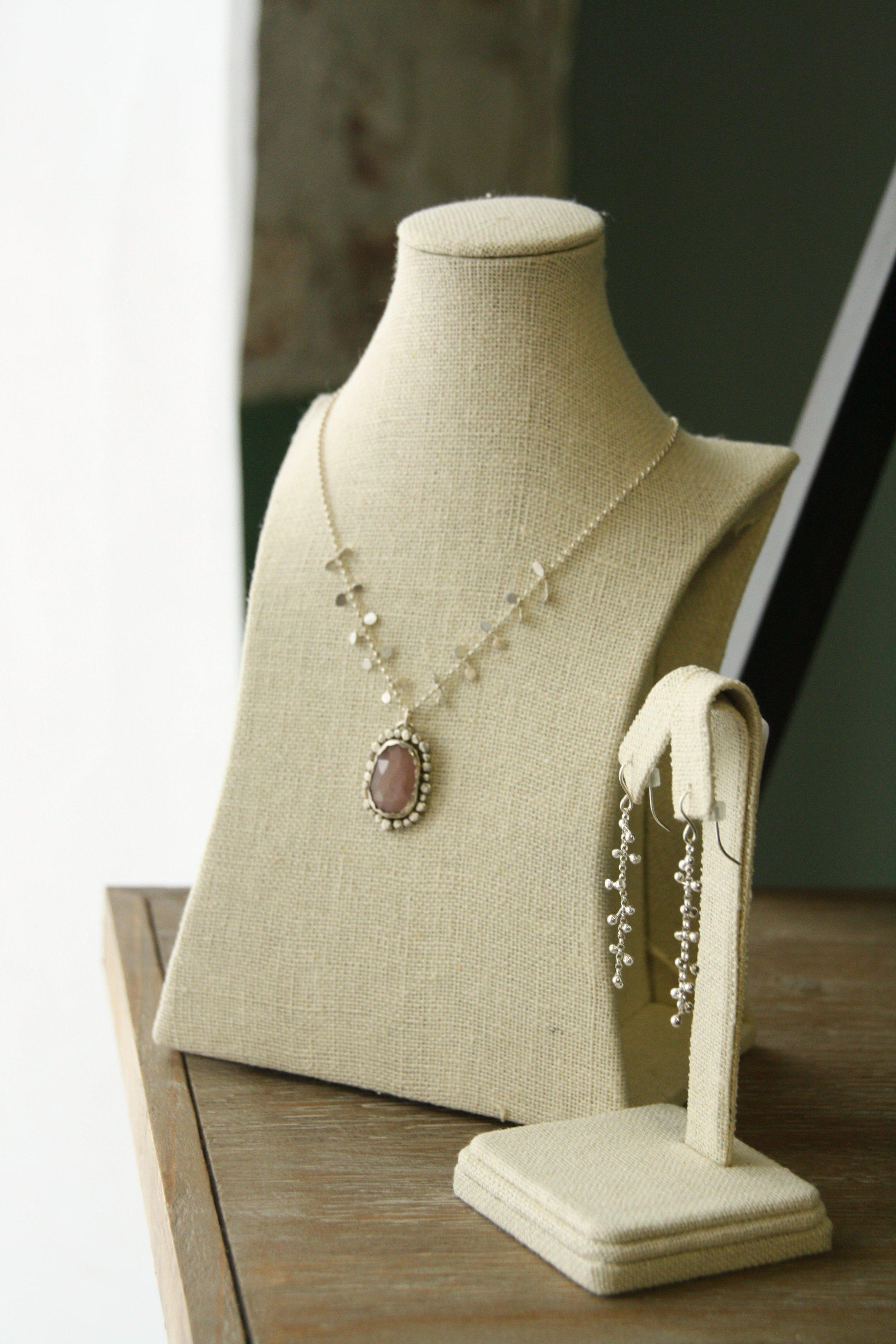 Moonstone Shimmer Necklace