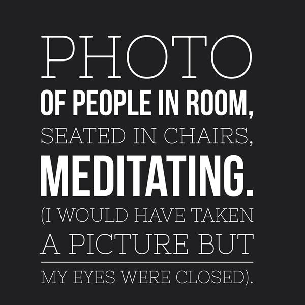 meditation at marketinprofs