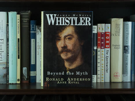 James Whistler Biography