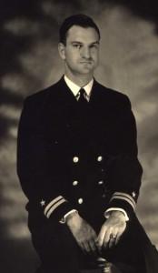Lieutenant N. Minter Dial en 1940