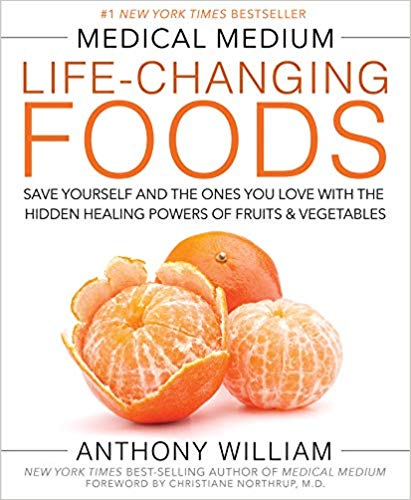 What we eat plays a huge part in our health. I love to use this book as a resource to find out how to nourish my body through food.