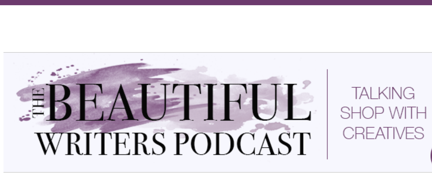 The Beautiful Writer's Podcast - Love these interviews where you get to hear the behind the scenes schedules, habits and truths from some of our favorite writers and creatives.