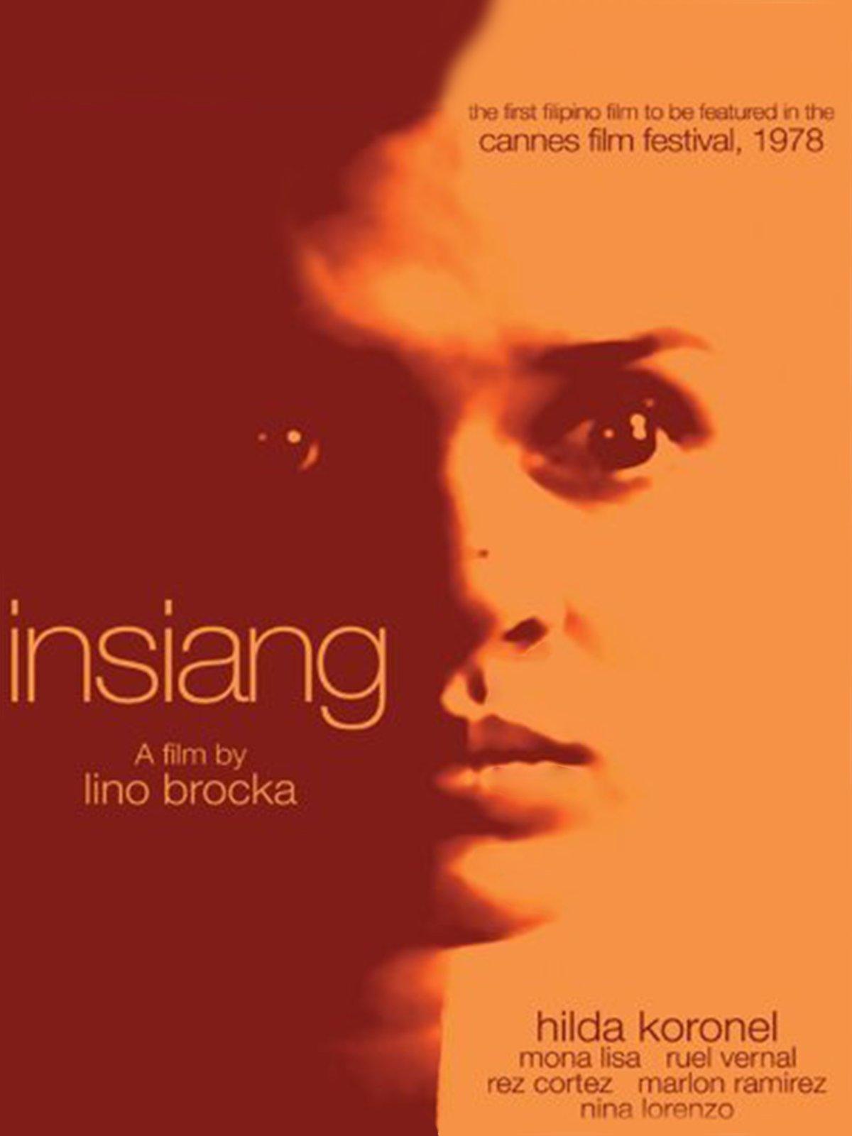 INSIANG | PHILIPPINES | DRAMA