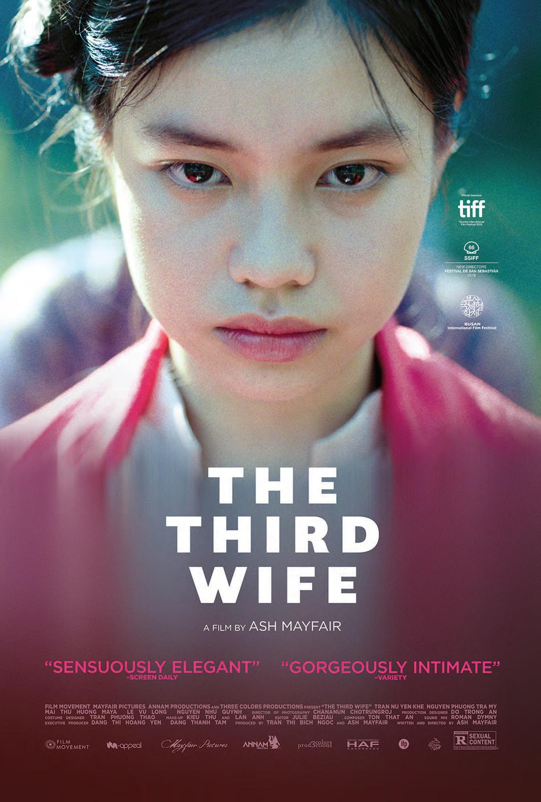 THE THIRD WIFE | VIETNAM | DRAMA