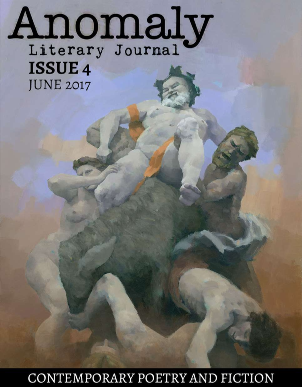 Anomaly Literary Journal: Issue 4