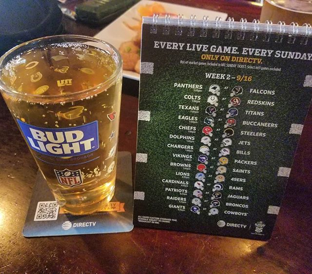 REMINDER!!! During football season we open at noon! $2 BUD LIGHT $3 YUENGLING EVERY SUNDAY!!! . #brooklyn #bushwick #football #sundayfunday #nfl #nyc #newyork #footballsunday #budlight #beer #sports