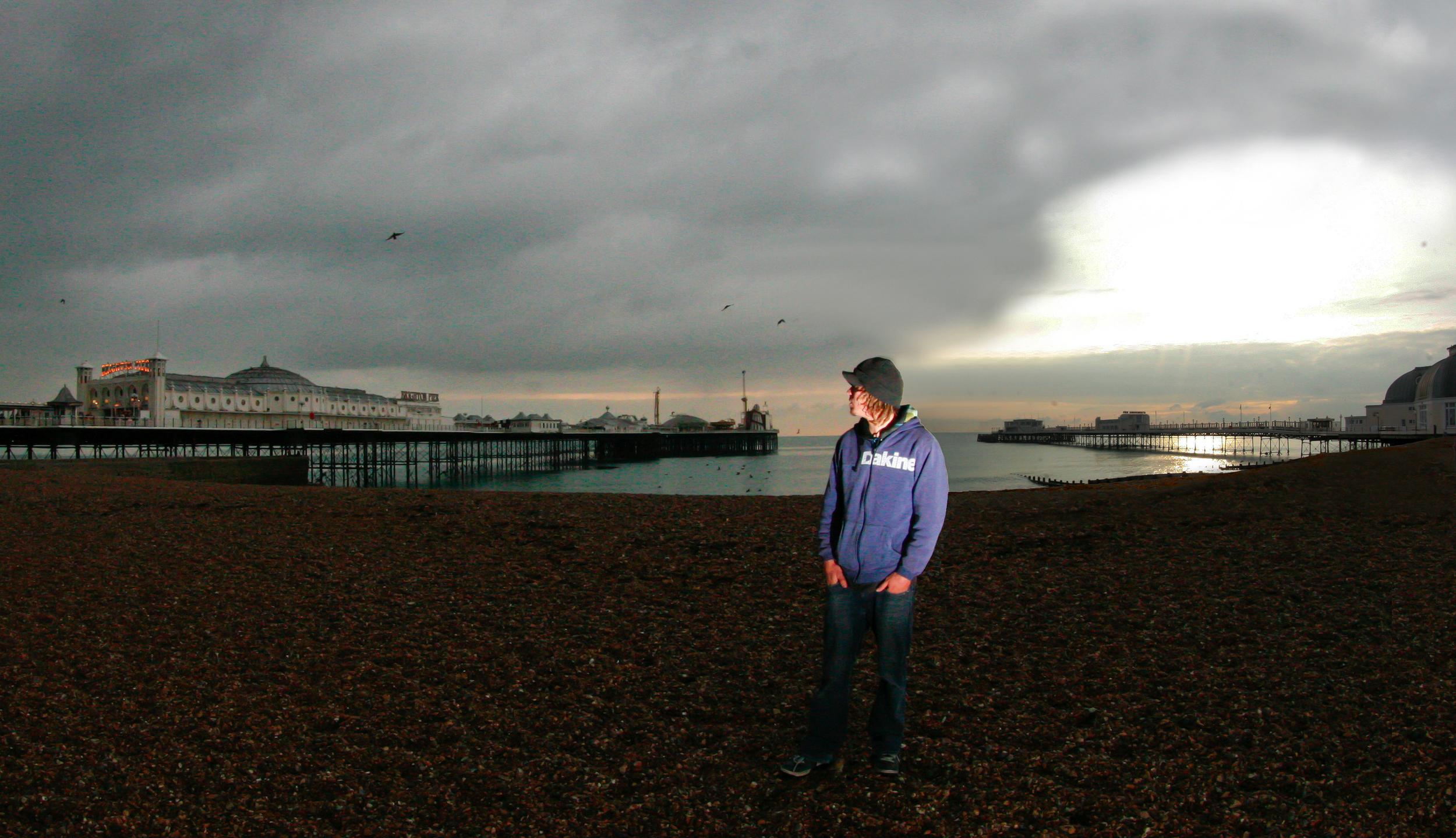 Worthing & Brighton Palace Pier